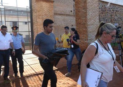 Tardía intervención en la cárcel de Pedro Juan Caballero