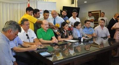 Fuga en PJC: El gobierno admite dura derrota contra el crimen organizado