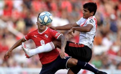 HOY / River derrotó a Independiente y es líder en Argentina