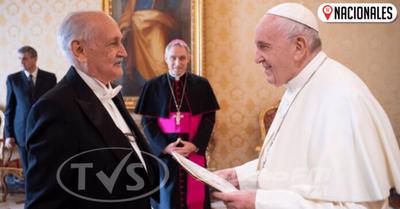 Embajador ratificó compromiso de acompañar iniciativas impulsadas por el Vaticano