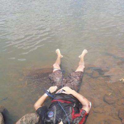 Encuentran cuerpo de un brasileño a orillas del río Paraná