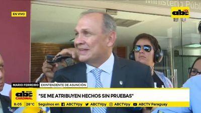 Mario Ferreiro fue imputado