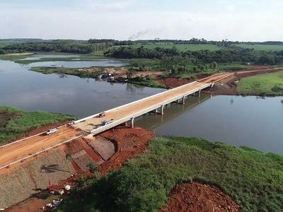 Abdo estará en el Este para inaugurar puente que une Minga Guazú con Hernandarias