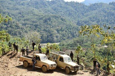 """Alerta policial"" en frontera de Bolivia ante fuga masiva de reos de Paraguay"
