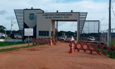 Miembros del PCC ahora se fugan de una prisión en Brasil