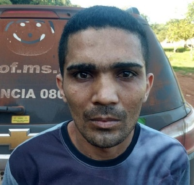 Recapturan en Brasil a reo fugado de penitenciaría de Pedro Juan