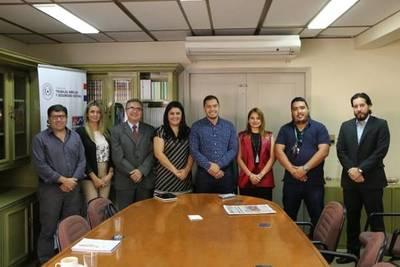 Prieto realiza gestiones para obtener capacitación y empleo para jóvenes de CDE
