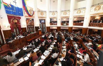 Promulgan la ley que amplía el mandato del Gobierno y Legislativo de Bolivia