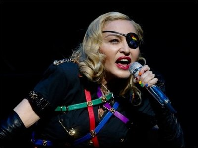 Madonna cancela el quinto de sus ocho conciertos en Lisboa