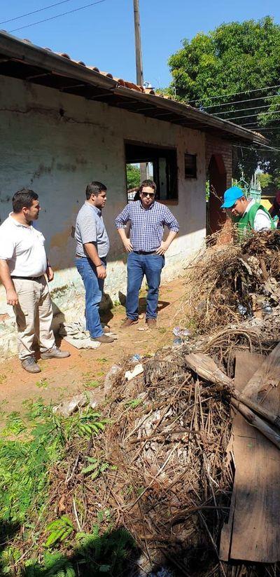 Van saliendo las imputaciones por basurales y criaderos de dengue