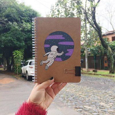 Cuadernos naturales cuidan medioambiente