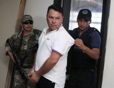 Sapara será llevado a la cárcel de Tacumbú