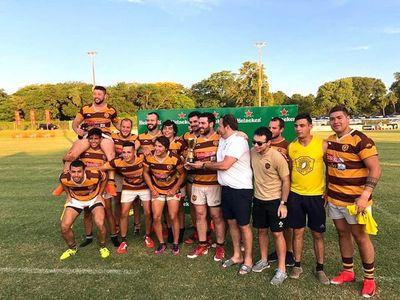 Asunción, brillante campeón de rugby