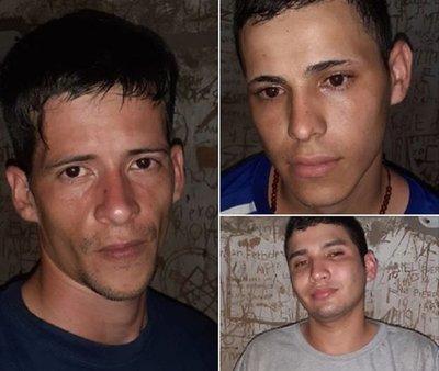 FTC recaptura a otros tres reclusos fugados