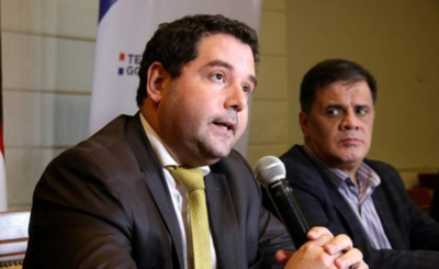 Niego haber cometido algún hecho de corrupción, asegura Hugo Volpe