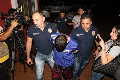 Recapturan a tres de los fugados de la penitenciaría de Pedro Juan Caballero