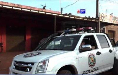 Intenso rastrillaje: Buscan casa por casa a presos fugados