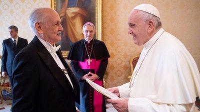 Paraguay acompañará iniciativas del Vaticano
