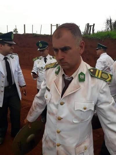 """Músicos militares llegaron """"espolvoreados"""" para inauguración de puente entre Minga Guazú y Hernandarias"""