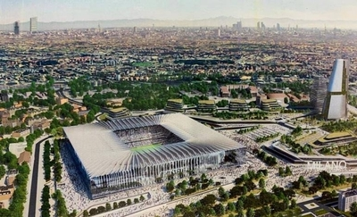 HOY / Inter y Milan presentan un proyecto actualizado para el nuevo San Siro
