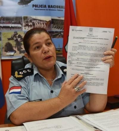 Todavía no hay lista oficial de fugados y alguien compartió información incompleta, aclaran desde la Policía