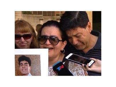 Paraguayo asesinado a golpes era hijo ejemplar