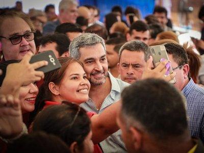 Marito canceló agenda en Alto Paraná y volvió a Asunción