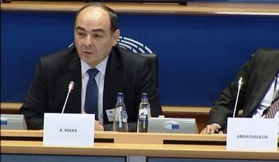 Canciller defendió beneficios de acuerdo con Mercosur ante el Parlamento Europeo