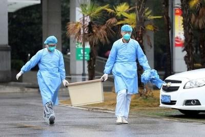 China: Misterioso virus ya cobró 6 vidas y casos en el país suman casi 300