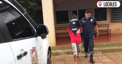 En San Isidro: Hurtó celular de su hermano y quedó tras las rejas