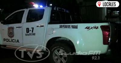 Malvivientes hurtaron un automóvil en San Pedro del Paraná