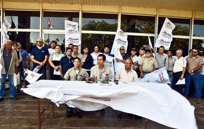 Sindicato de la ANDE rechaza designación de Richer como negociador de Itaipú