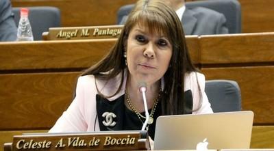 """Celeste Amarilla trata de negligente a la ministra de Justicia: """"Le dije que tenía que irse"""""""