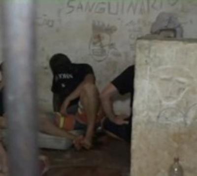 Detienen a cuatro personas armadas en Yby Yaú