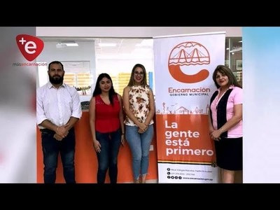 MUNICIPIO ENCARNACENO PRESENTÓ EL PROGRAMA ''BOLSA DE EMPLEOS''