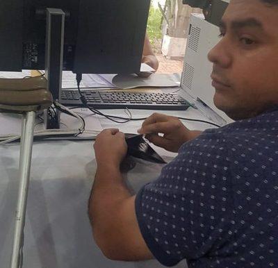 Denuncian exclusión y discriminación de discapacitado durante concurso en Itaipu