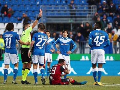 Fuerte sanción para Balotelli