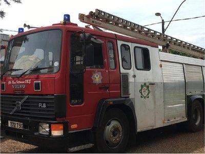 Principio de incendio causó susto en el hospital de María Auxiliadora