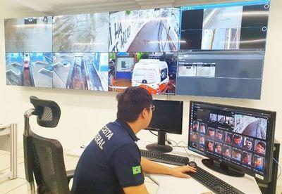 Reos fugados podrán ser detectados con cámaras inteligentes del puente de la Amistad