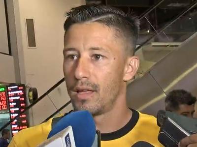 Ángel Benítez y Rolando García Guerreño se refieren al debut en la Copa Libertadores