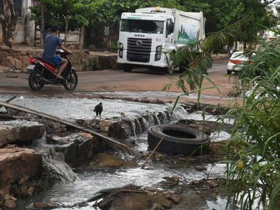 En plena peste del dengue no hay equipo para reducir llantas viejas