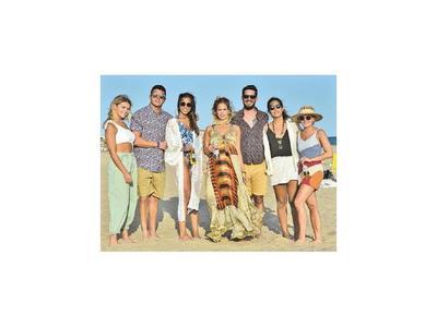 Playa, lujo y fiestas   chic en Punta del Este