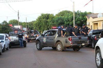Llano pide declarar estado de excepción en Amambay