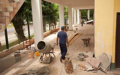 Avanza construcción de Escuela de Artes y Oficios en Franco