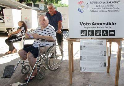 El 3 de febrero inicia solicitud para Voto en Casa y Voto en Mesa Accesible, informó el TSJE
