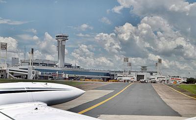 En marzo concluirá ampliación y mejoramiento del aeropuerto Silvio Pettirossi