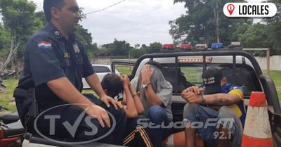 Malvivientes hurtaron la oficina de Tránsito y una bodega en Coronel Bogado