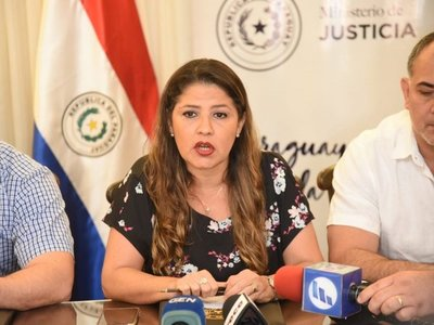 Cecilia Pérez alega que no va a Pedro Juan Caballero por motivos de seguridad