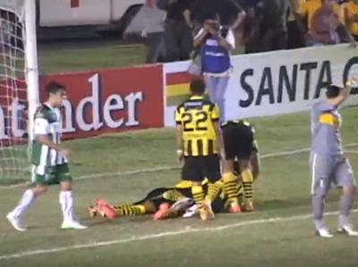 Guaraní tiene buenos números ante equipos bolivianos