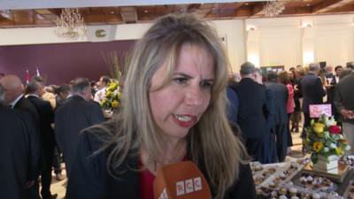 """""""Bicichorros"""" roban a la ministra de Industria y Comercio en Brasil"""